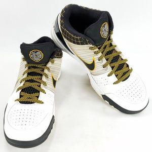 OG 2009 Nike Zoom Kobe 4 IV Pop Playoff Mens Shoes